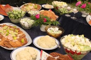 Fællesspisning for alle borgere i Sjørup og omegn